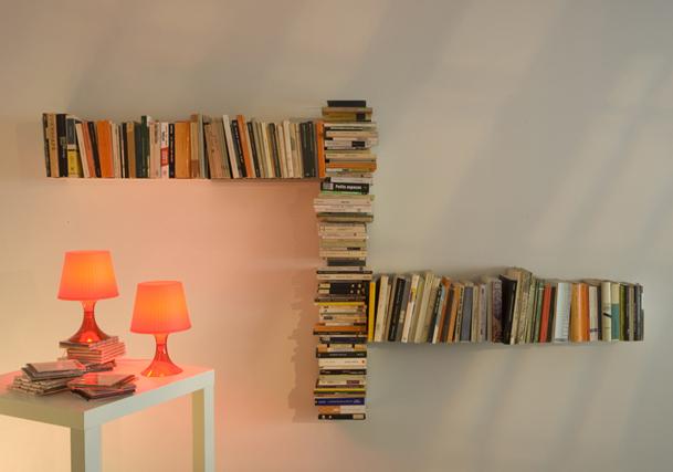 Bibliothèque design TEEbooks