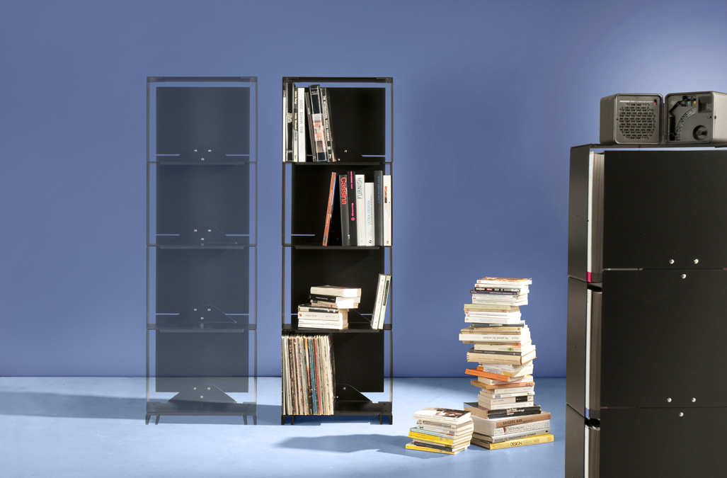cubes de rangement mauro canfori. Black Bedroom Furniture Sets. Home Design Ideas