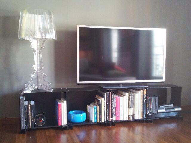 Cube meuble tv