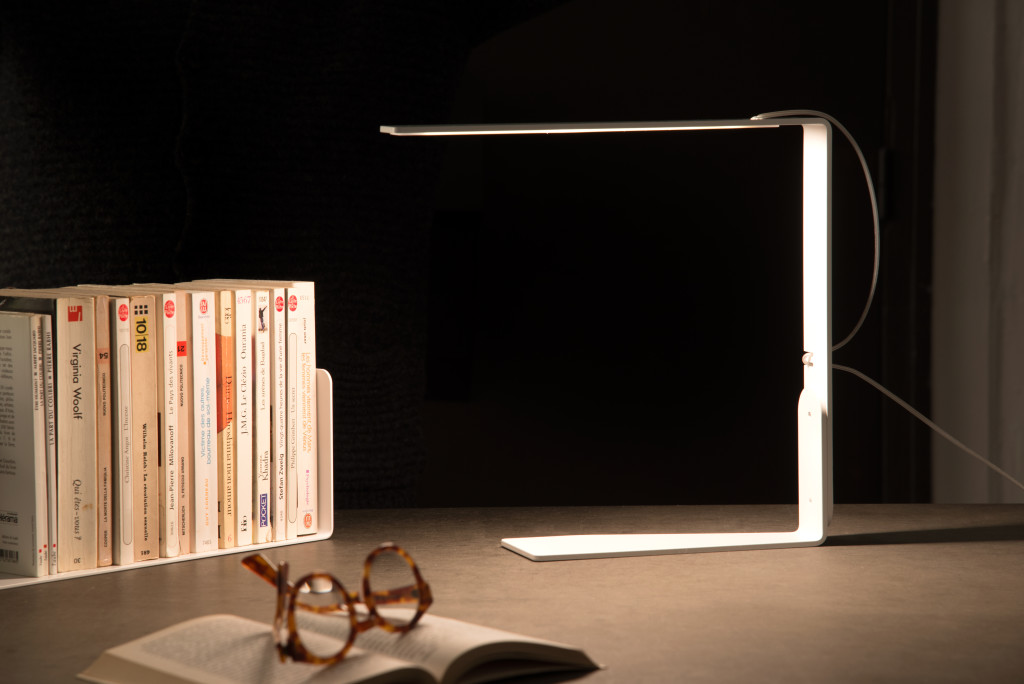 Lampe de bureau TEElight